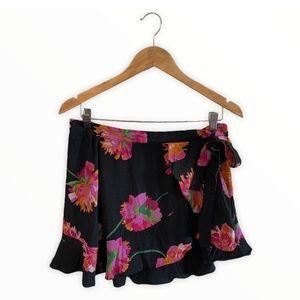 trf Collection Zara Floral Skirt